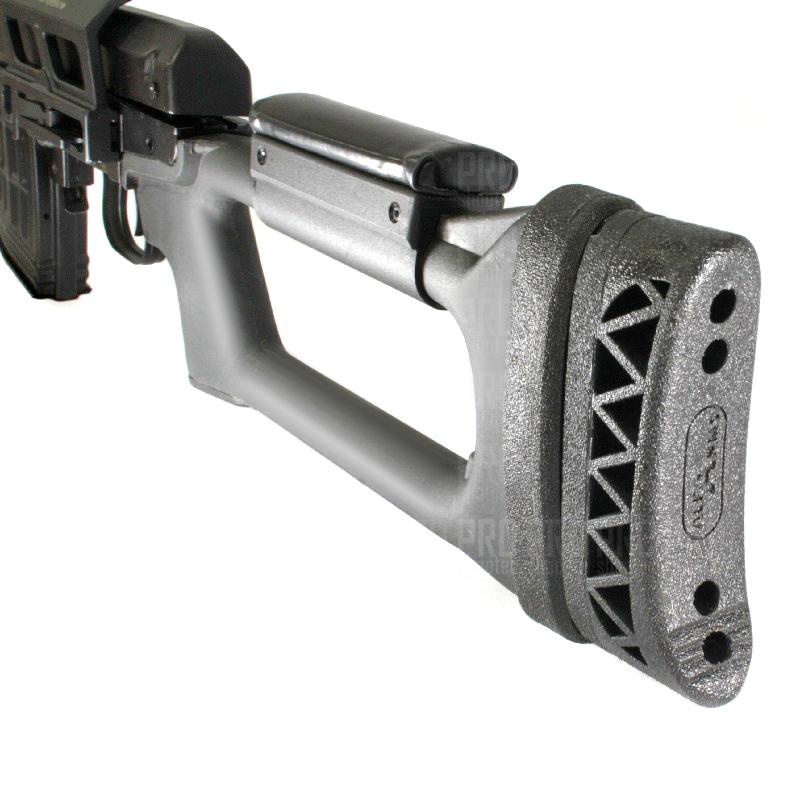 Амортизатор СВД, Тигр пластиковый приклад, Alfa Arms