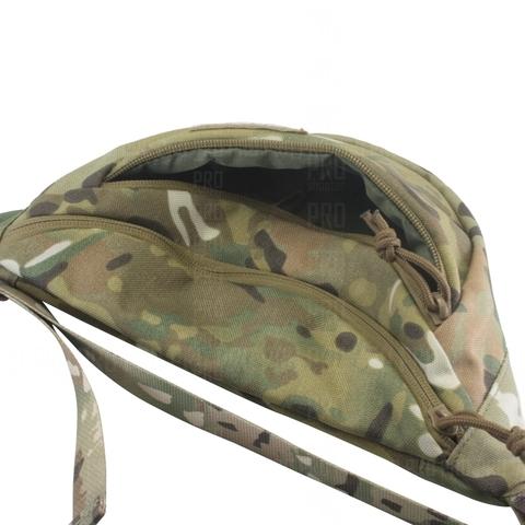 Внешний кармашек поясной сумки от Wartech