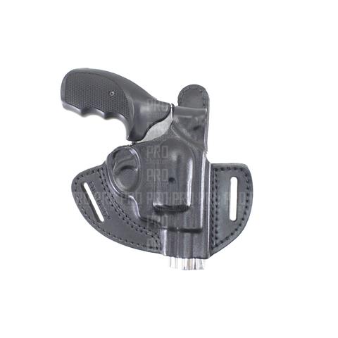 Поясная кобура для револьвера Гроза Р-02, модель №2 Стич Профи