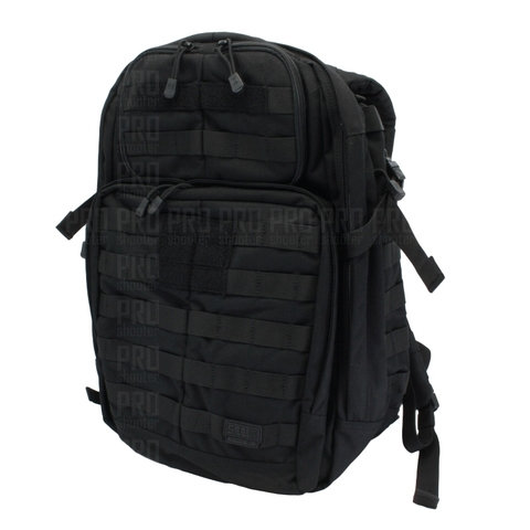 Черный рюкзак RUSH 24 от 5.11