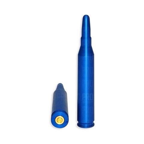Фальшпатрон 30-06 калибра алюминиевый