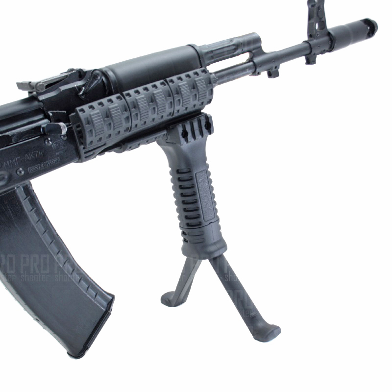 Тактическая рукоятка-сошки, DLG Tactical