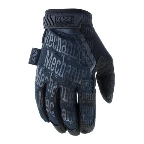 Перчатки стрелковые Mechanix Ventilato MGV (Черный цвет)