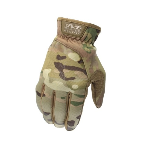 Перчатки FastFit Multicam, Mechanix