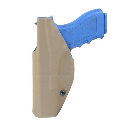 Кобура скрытого ношения на Glock 17 койот