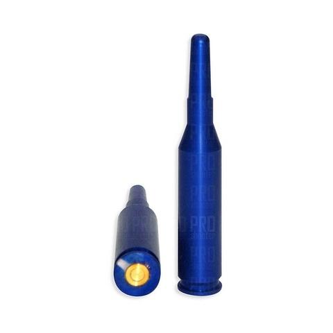 Фальшпатрон 7,62х51 калибра алюминиевый