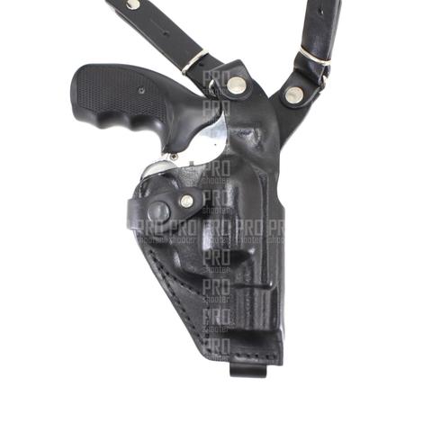 Оперативная кобура для револьвера Гроза Р-02 скрытого ношения, модель №20, Стич Профи