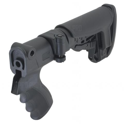 Пластиковый приклад МР-153, -133, DLG Tactical