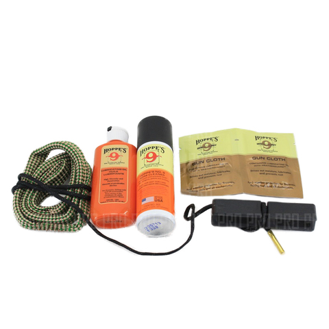 Набор для чистки оружия с гибкой змейкой 30 калибра