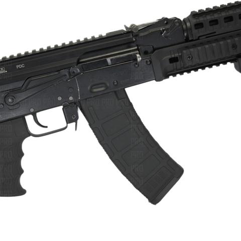 PMAG 30 AK74 на оружии