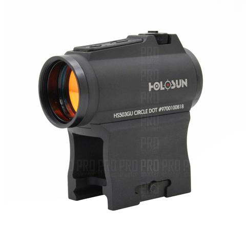 Коллиматорный прицел Holosun HS503GU