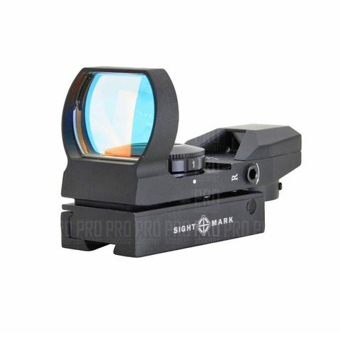 Коллиматорный прицел Sightmark SM13003B-DT Sure Shot на Ласточкин хвост