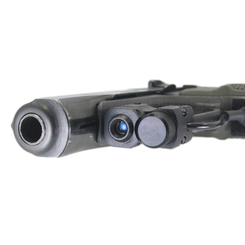 Лазерный целеуказатель на пистолет Макарова и АПС