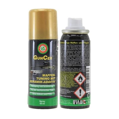 Ballistol GunCer spray, Klever