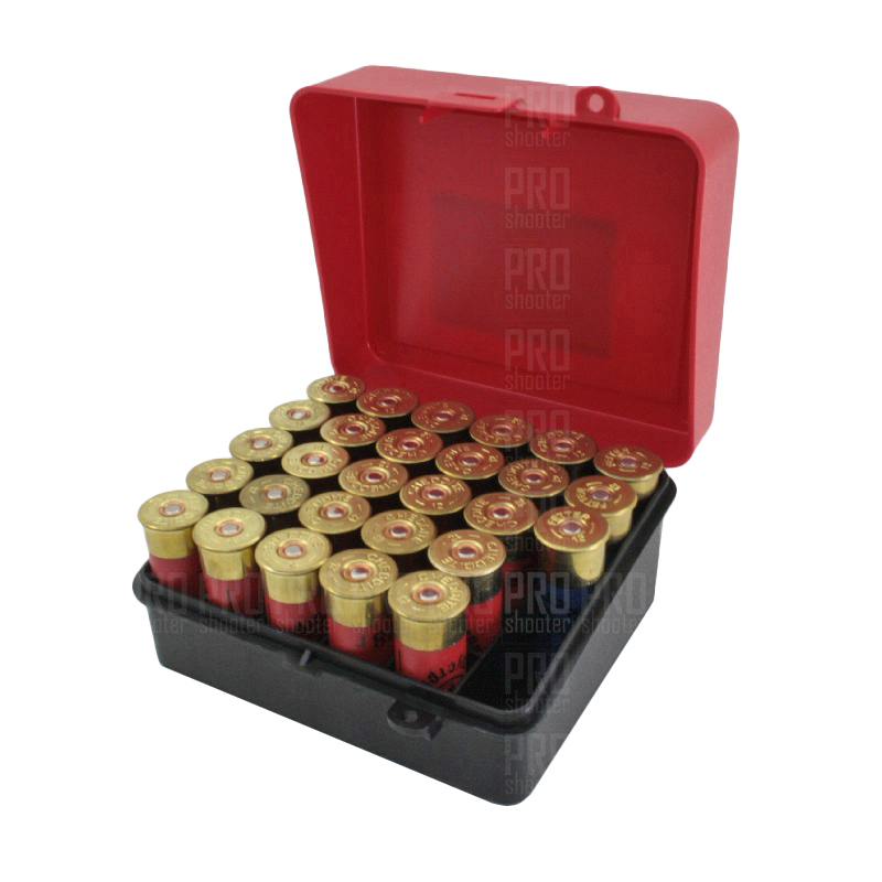 Коробка для патронов 12 и 16 калибра, Plano