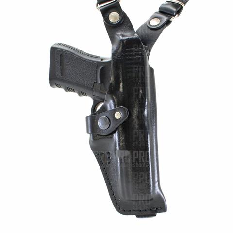 Оперативная кобура для Glock 19 скрытого ношения, Стич Профи, модель №20 купить