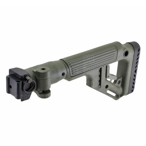 Складной приклад для АКСУ UAS-AKS P, Fab Defense