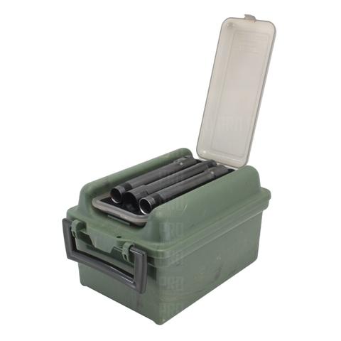 Кейс для патронов и насадок SW-100, MTM