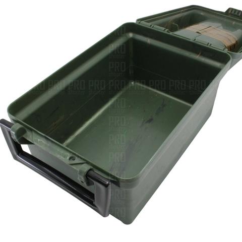 Центральное отделение коробки для патронов и дульных насадок от MTM