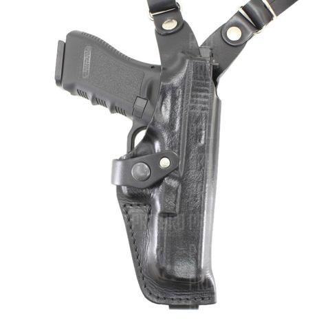 Оперативная кобура для Glock 17 скрытого ношения,Стич Профи, модель №20
