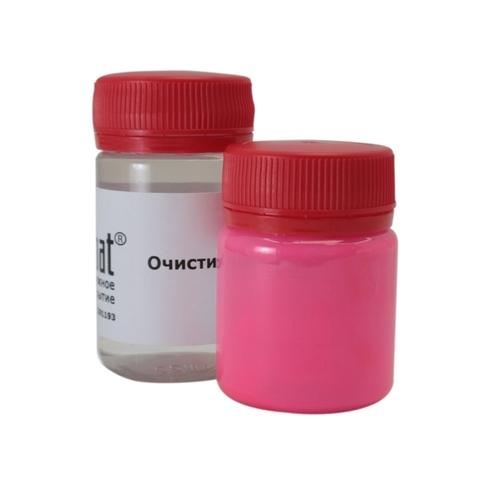 DuraGlo Pink светящаяся краска от DuraCoat
