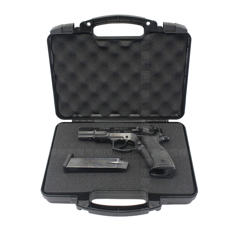 Кофр для пистолета, Калибр