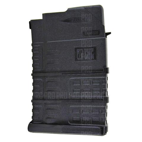 Магазин на 15 патронов Вепрь 308 черный, Pufgun