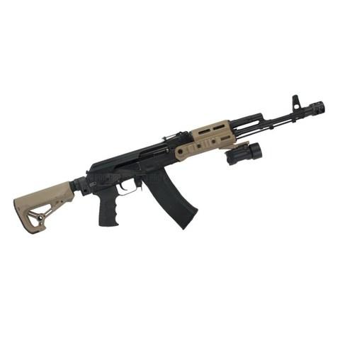 Приклад GL-CORE S от Фаб Дефенс на оружии