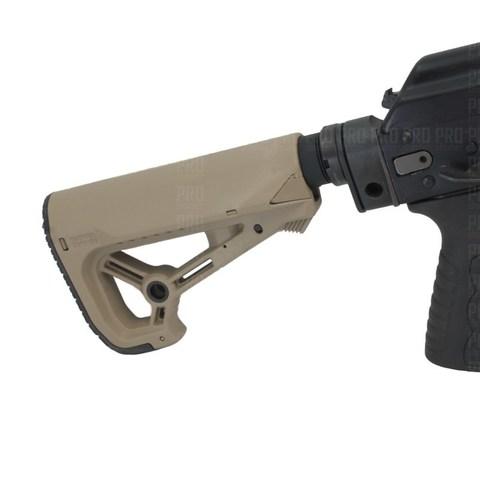 Приклад GL-CORE S от Fab Defense на оружии