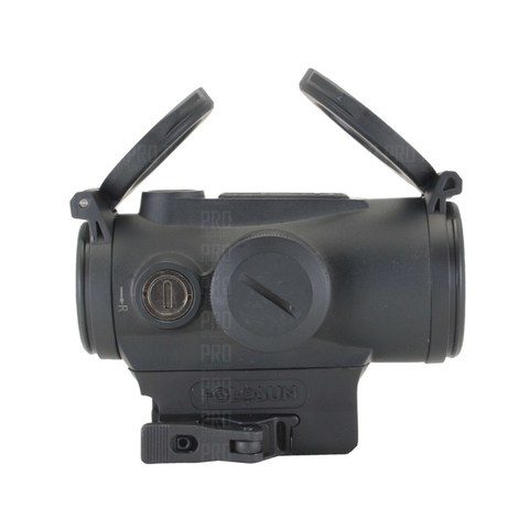 HE530G справа - батарейный отсек и барабан введения поправок по горизонтали