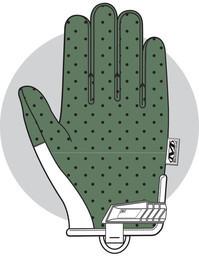 Перчатки стрелковые Mechanix Ventilato
