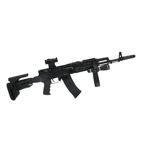 Тактический фонарь Армитек Предатор v3 на оружии