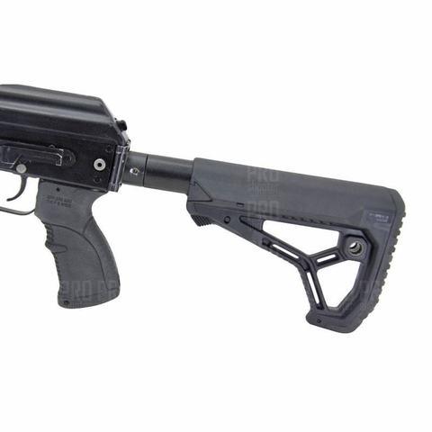 Приклад для Сайги на оружии, Фаб Дефенс