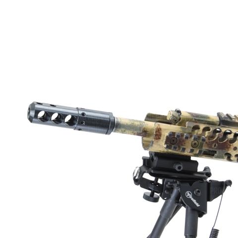 ДТК VR-05 .223 Rem 1/2-28 на оружии