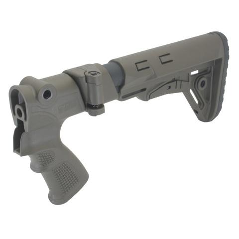 Приклад МР-155 пластик от DLG Tactical