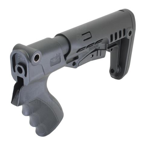 Пластиковый приклад МР-133, -153, DLG Tactical