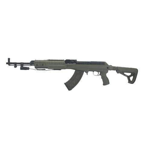 ЛЦУ на Тигр, СКС и Сайгу 410 на оружии