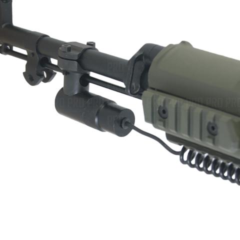 ЛЦУ на СКС на оружии