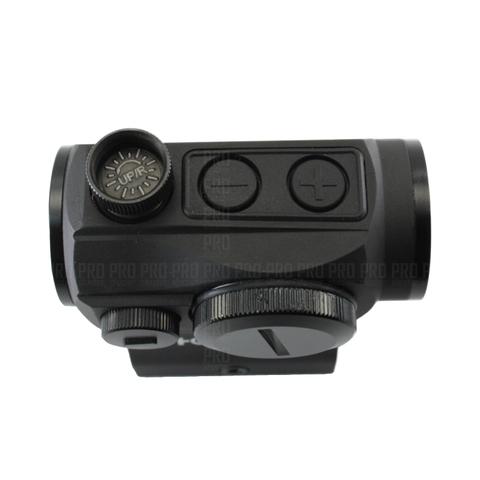 Коллиматор HE503GU-GR - регулировка при пристрелке