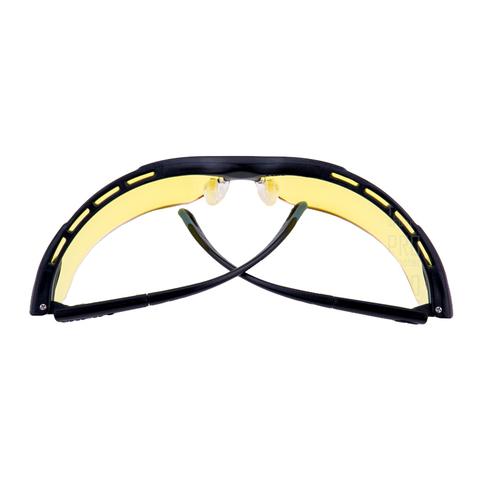 Стрелковые очки VENTURE 3, Pyramex желтые