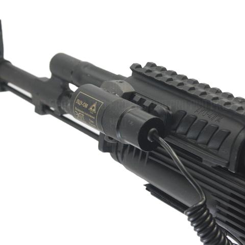 ЛЦУ на Weaver от ЭСТ на оружии