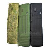 Чехол - рюкзак снайперский: мох, олива, черный, Stich Profi