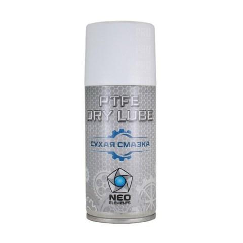 Сухая смазка PTFE DRY LUBE 210 мл, Neo Elements