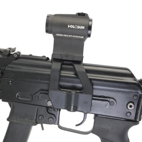 Кронштейн BIT от SAG на оружии