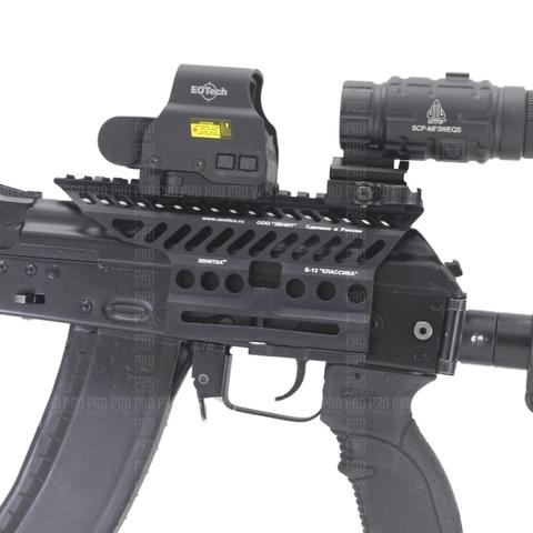 Кронштейн Б-13 Классика на оружии, Зенит