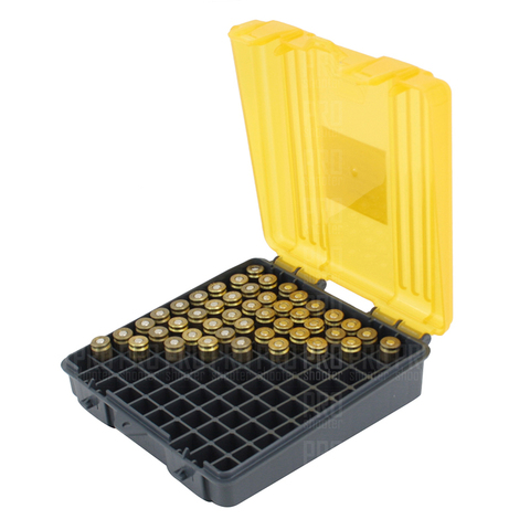 Коробка для хранения патронов калибра 9 мм, Plano