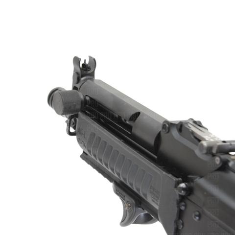 Левый перезаряд на оружии, Вектор 7,62