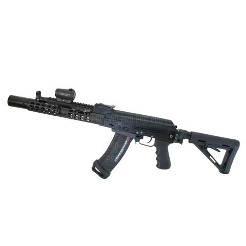 Приклад MOE Магпул на оружии