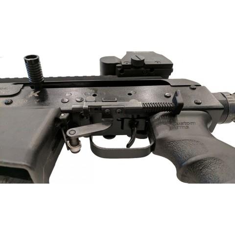 Кнопка сброса магазина для Сайги-12К исп. 030 на оружии