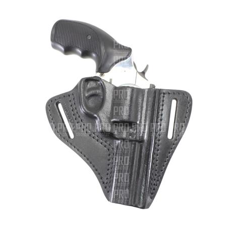 Поясная кобура для револьвера Гроза Р-04, модель №1 Стич Профи
